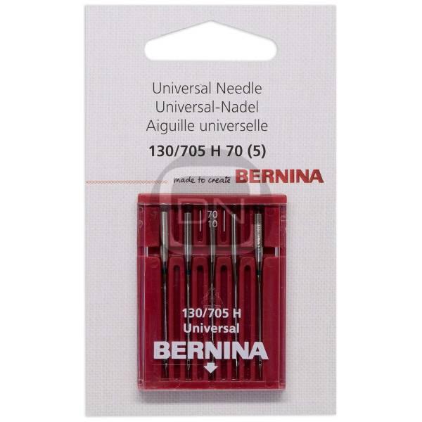 Universal Nadel Stärke 70 5er Pack Bernina