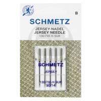 Jersey Nadel Stärke 90, 5er Pack (Schmetz)