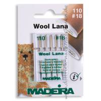 Sticknadel Wool Lana Stärke 110 (Madeira) - 5 Stück