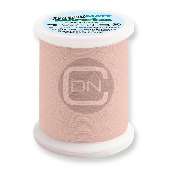 Madeira Frosted Matt No.40 Farbe 7941 baby skin 500m
