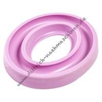 Bobbin Ring rosa für 30 Unterfadenspulen
