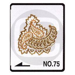 Brother Stickmotivkarte 75 - Spitzenstickmuster II - (ARCHIV)