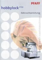 Anleitung Pfaff hobbylock 4764 - download