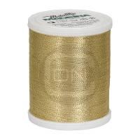 Madeira Metallic No. 40 Gold 3 1000m