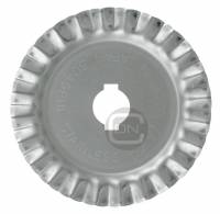 Zackenklinge Rollschneider 45 mm (KAI)