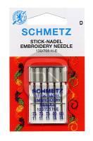 Sticknadel Sortiment Stärke 75 90, 5er Pack (Schmetz)