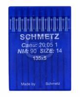 Nadel System 135x5 Stärke 90 10er Pack Schmetz