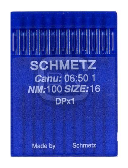 Nadel Schmetz DPx1 Stärke 100 (10er Pack)