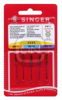 Stretch Nadel Sortiment Stärke 80 90 100 5er Pack SINGER