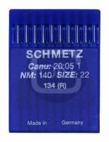 Nadel System 134 (R) Stärke 140 10er Pack Schmetz