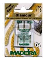 TITAN Sticknadel für Glamour No.12 Stärke 100, 3er Pack (Madeira) - ARCHIV
