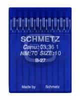 Schmetz Nadel B-27 Stärke 70 (10er Pack)