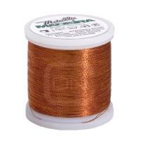 Madeira Metallic No. 40 Farbe copper 200m