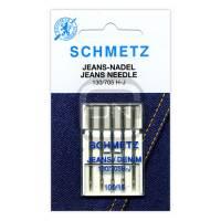 Jeans Nadel Stärke 100, 5er Pack (Schmetz)