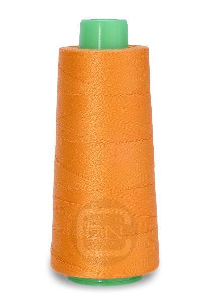 Overlockgarn 2500m Farbe 206 mandarin