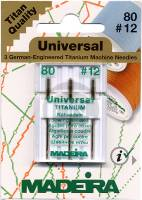 TITAN Universalnadel Stärke 80 (Madeira) - (ARCHIV)