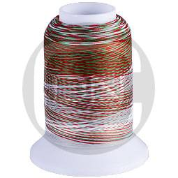 Woolly Nylon Bauschgarn Farbe 100 1000m