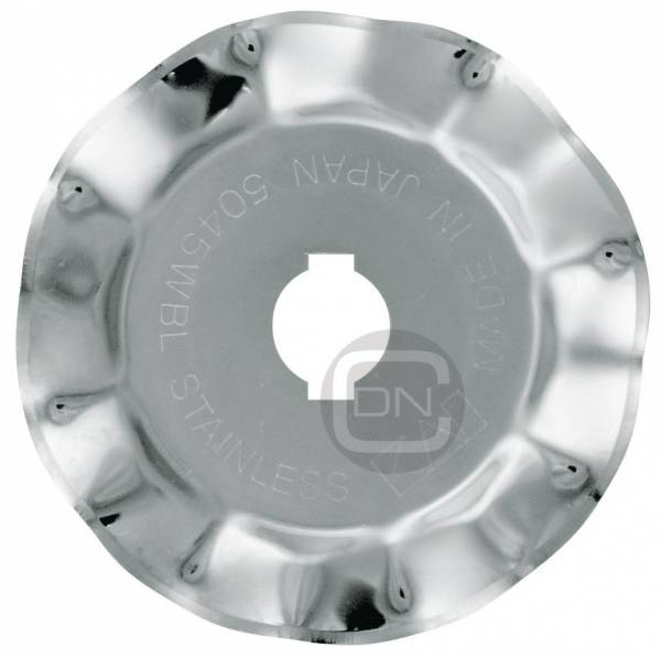 Wellenklinge Rollschneider 45 mm (KAI)