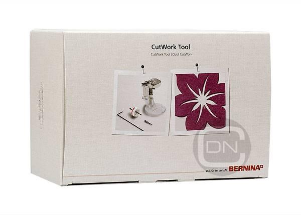 CutWork Tool (Bernina artista, aurora, 5er, 7er, 8er)