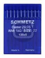 Nadel System 135x5, Stärke 140, 10er Pack - Schmetz