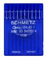 Nadel System 1128, Stärke  90, 10er Pack - Schmetz