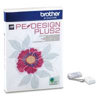 Brother PE-Design Plus 2 - Sticksoftware