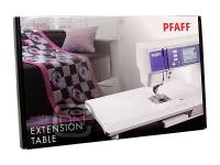 Anschiebetisch Pfaff ambition 1.0 1.5 2.0 essential 155