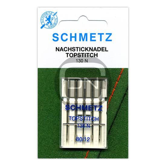 TOPSTITCH Nadel, Stärke 80, 5er Pack (Schmetz)