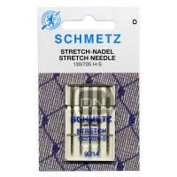 Stretch Nadel Stärke 90, 5er Pack (Schmetz)