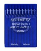Schmetz Nadel DCx27 Stärke 70 (10er Pack)
