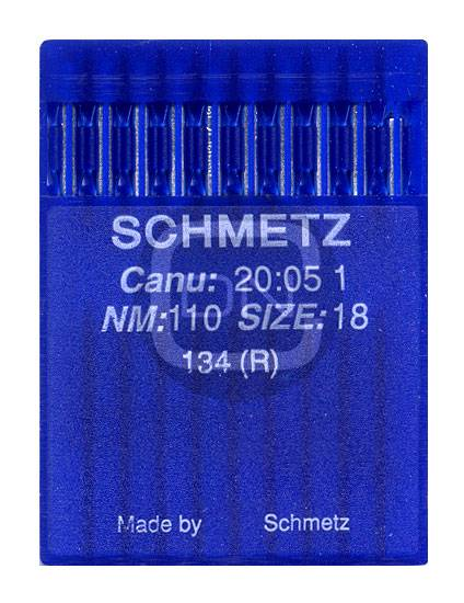 Nadel Sytem 134 (R) Stärke 110 10er Pack Schmetz