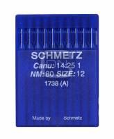 Schmetz Nadel 1738 Stärke 80 (10er Pack)