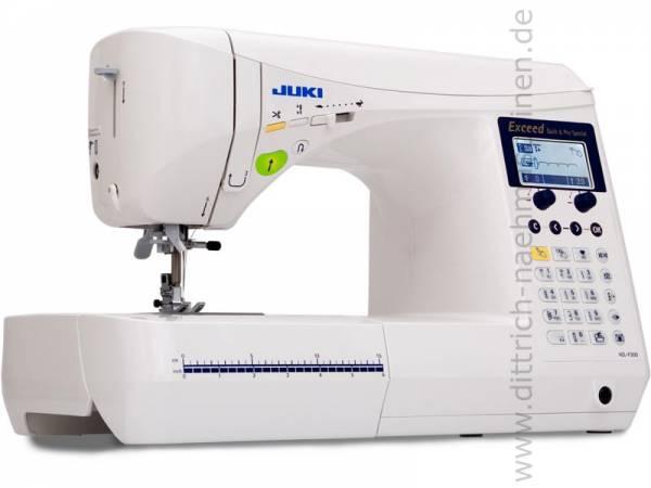 Juki HZL-F600 Quilt Pro Spezial - ARCHIV