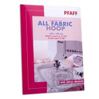 creative All fabric Hoop 130 x 130 mm (Pfaff creative 2140, 2144, 2170) - ARCHIV