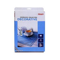 Pfaff Decorative Tool Box Coverlock - (ARCHIV)