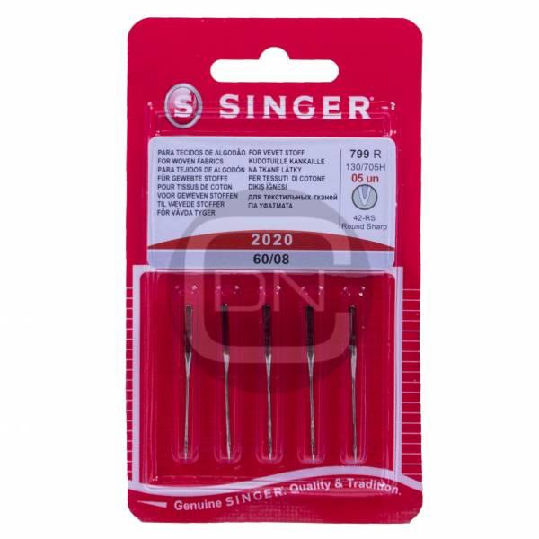 Universal Nadel Stärke 60 - 5er Pack SINGER