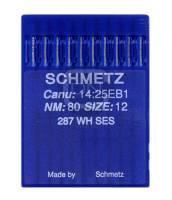 Nadel System 287 WH SES, Stärke 80, 10er Pack - Schmetz