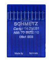 Nadel System DBx1 SES, Stärke 70, 10er Pack - Schmetz