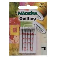 Quiltnadel Stärke 75 90 5er Pack Madeira