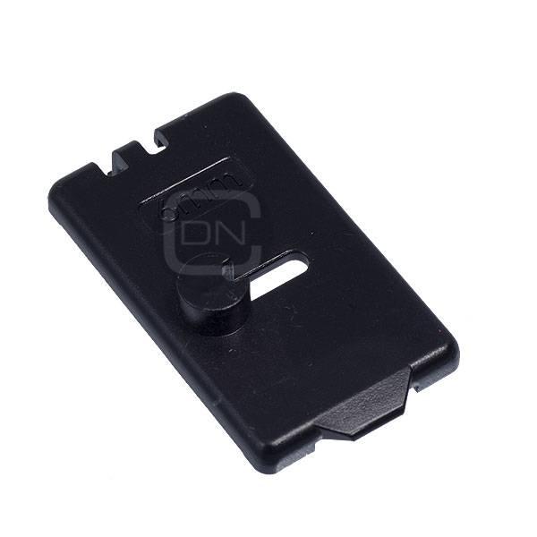 Pfaff Lochstickplatte 6,0 mm - (ARCHIV)