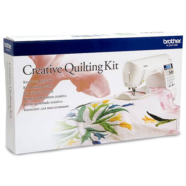 Creative Quilting Kit Brother innov-is F400 F410 F420 F460 F480