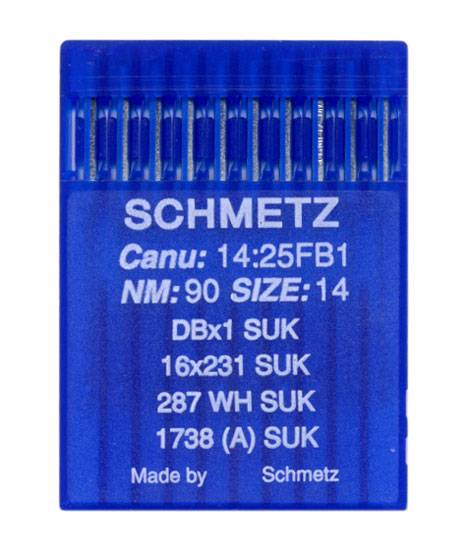 Nadel SUK, Stärke 90, 10er Pack - Schmetz