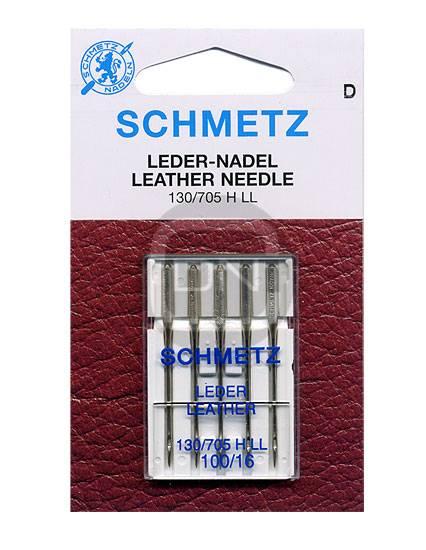 Ledernadel Stärke 100 5er Pack Schmetz