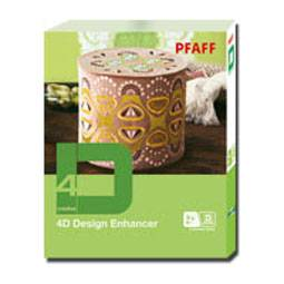 Pfaff creative 4D Design Enhancer - (ARCHIV)