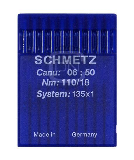 Schmetz Nadel 135x1 Stärke 110 (10er Pack)
