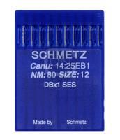 Nadel System DBx1 SES, Stärke 80, 10er Pack - Schmetz
