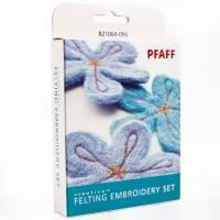 Pfaff Stickset für Filzeffekte
