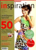 Bernina Inspiration Nr. 50 Jubiläums-Spezial - ARCHIV