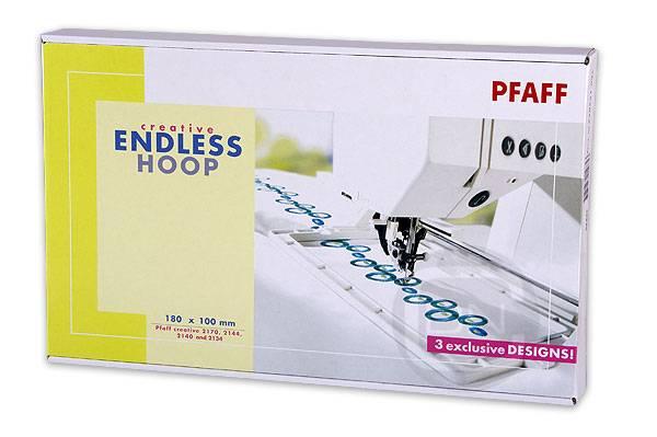 creative Endless Hoop 180 x 100 mm (Pfaff creative 2134, 2140, 2144, 2170)