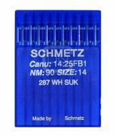 Nadel System 287 WH SUK, Stärke 90, 10er Pack - Schmetz